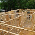 Framing walls