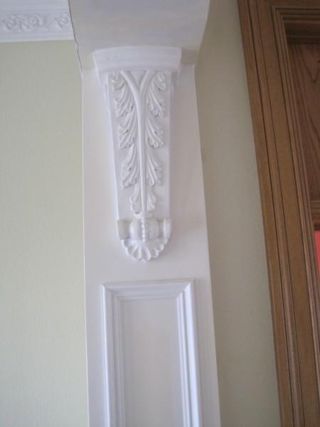 Foyer corbel