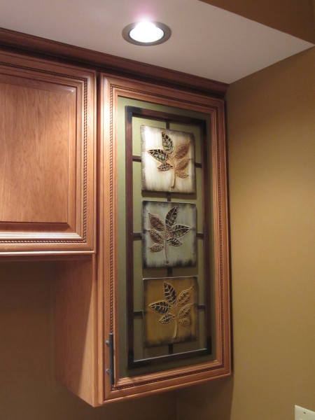 Art Deco cabinet door
