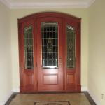 Mahogany Entry