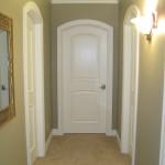 Hallway doors